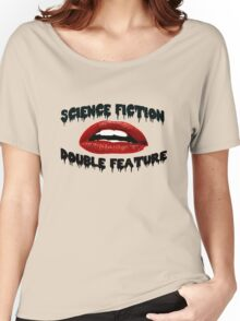 Science Fiction Double Feature Women's Relaxed Fit T-Shirt