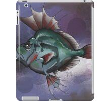 Mirror Dory Illustration iPad Case/Skin