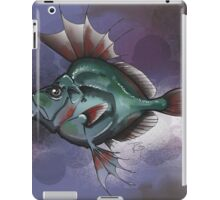 Mirror Dory Illustration iPad Case/Skin