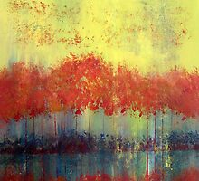Autumn Bleed by Ruth Palmer