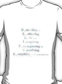 believing...three~ T-Shirt