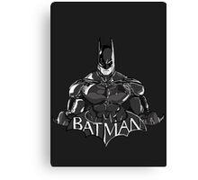 Batman! Canvas Print