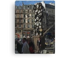 A Moment in Time Canvas Print