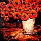 Burning Heart by Claudia Hansen