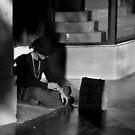 Beggar by slippinghalo
