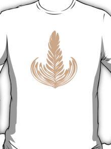 Creamy Rosetta T-Shirt