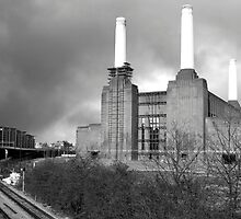 Power Station by Lea Valley Photographic