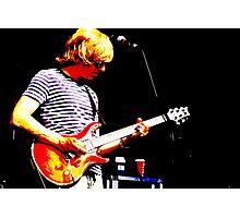 Guitarist 5 Photographic Print