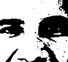 Barack Obama Black and White  Sticker