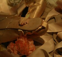 Ballet shoes by JessicaLuce