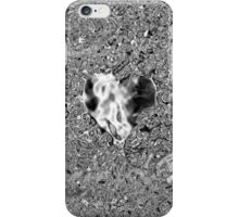 Silver Heart iPhone Case/Skin