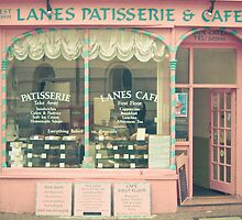 Sweet Cafe by Cassia