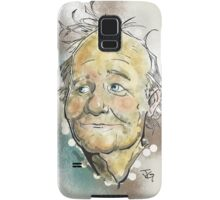Bill Murray Portrait Samsung Galaxy Case/Skin