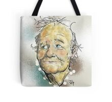 Bill Murray Portrait Tote Bag