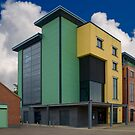 The Sleaford hub by Trevor Patterson