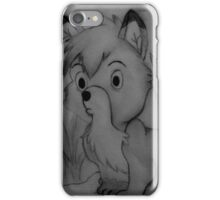 The Baby Fox Known As Tod  iPhone Case/Skin