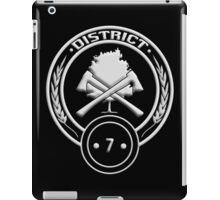District 7 - Lumber iPad Case/Skin