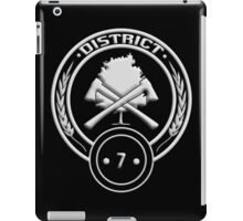 District 7 - Lumber iPad Case/Skin