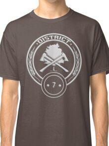 District 7 - Lumber Classic T-Shirt