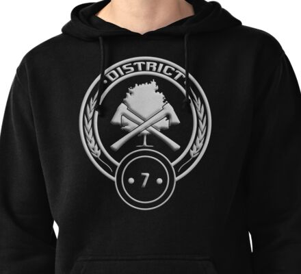District 7 - Lumber Pullover Hoodie