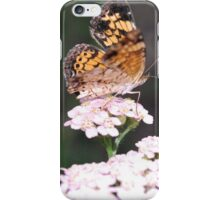 Butterfly in the Garden  iPhone Case/Skin