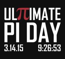 Ultimate Pi Day T-Shirt