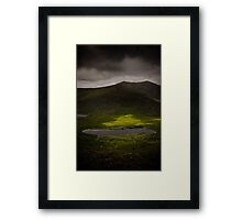Conor Pass, Dingle Framed Print