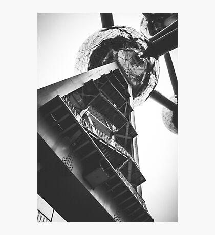 The Atomium Building Photographic Print