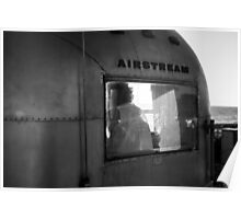 Airstream Summer Poster