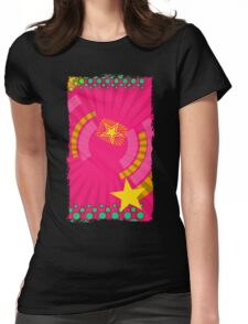 Wandering Star Womens Fitted T-Shirt