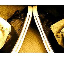 Backseat Boredom Photographic Print
