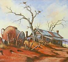 Furfy Farm by colbrown