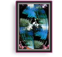 Mirror To The Past Canvas Print