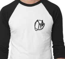 OSK Clothing Range - Iconic Logo Men's Baseball ¾ T-Shirt