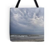 Storm? What storm? Tote Bag