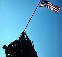 Iwo Jima 4 by Kenshots