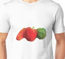 Polygonal Vegetables Unisex T-Shirt