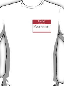 Roonil Wazlib T-Shirt