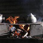 cocinando by edherrera