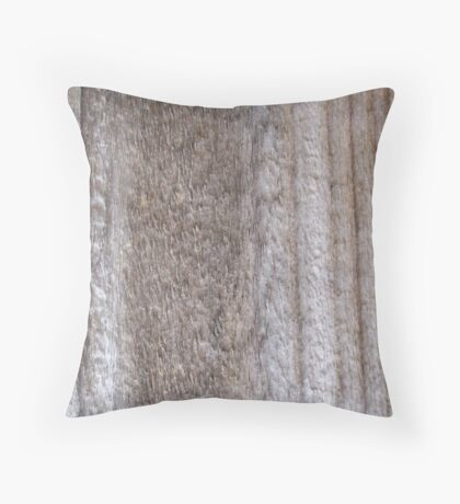 Fence Paling Throw Pillow