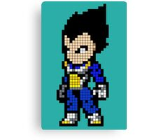 Vegeta 8MB Canvas Print