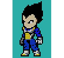 Vegeta 8MB Photographic Print