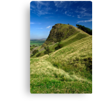 Back Tor, near to Castleton  Canvas Print