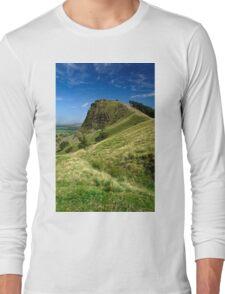 Back Tor, near to Castleton  Long Sleeve T-Shirt