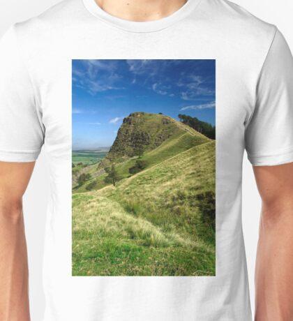 Back Tor, near to Castleton  Unisex T-Shirt