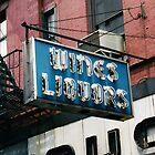 Wines and Liquors by ZeroesandOnes