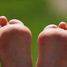 Piggy Toes by Jen Wahl