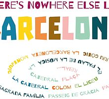 There's no where else like Barcelona by sundressed