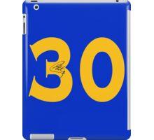 SC #30 iPad Case/Skin