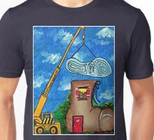 The Old Womans Shoo Unisex T-Shirt
